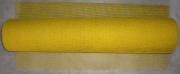 J100 Джут мешковина 54см/10ярд жёлтый №4