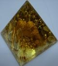 Карандашница пирамидка 2черепашки 10см(пластмасса)