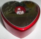 Подсветка для сувениров Сердце 5см