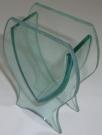 Ваза для композиций стекло 12см