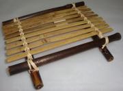 Рамка из бамбука 17см