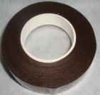 Тейп лента 1см/45м коричневая