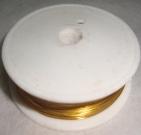 Проволока 0.37мм/50м золото