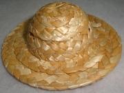 Шляпа соломка 10см