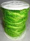 Шнур Сизаль 10м зелёный