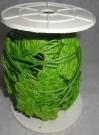 Шнур Сизаль с цветком 10м зелёный