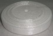 Лента Органза 1.5см/45м белая