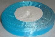 Лента Органза 1.5см/45м голубая
