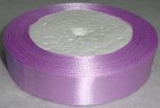 Лента Атласная 2.5см/23м фиолет