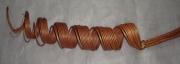 Сухоцвет Завиток малый (10шт) 60см коричневый
