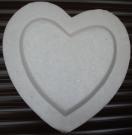 Каркас Сердце сплошное 45см