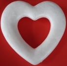 Каркас Сердце 28см